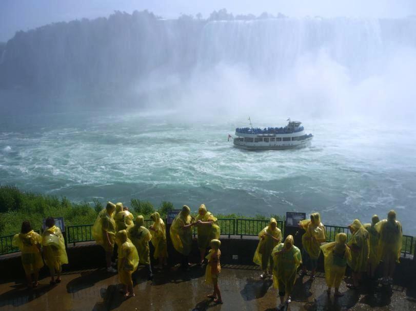 Album - Niagara Falls et Toronto (2)