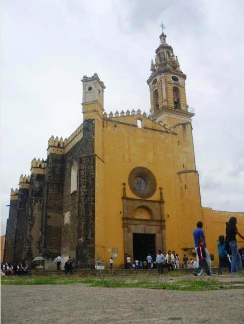 Album - Puebla-et-alentours