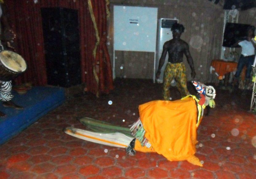 Des images pris à la volée pour décrire la réalité africaine