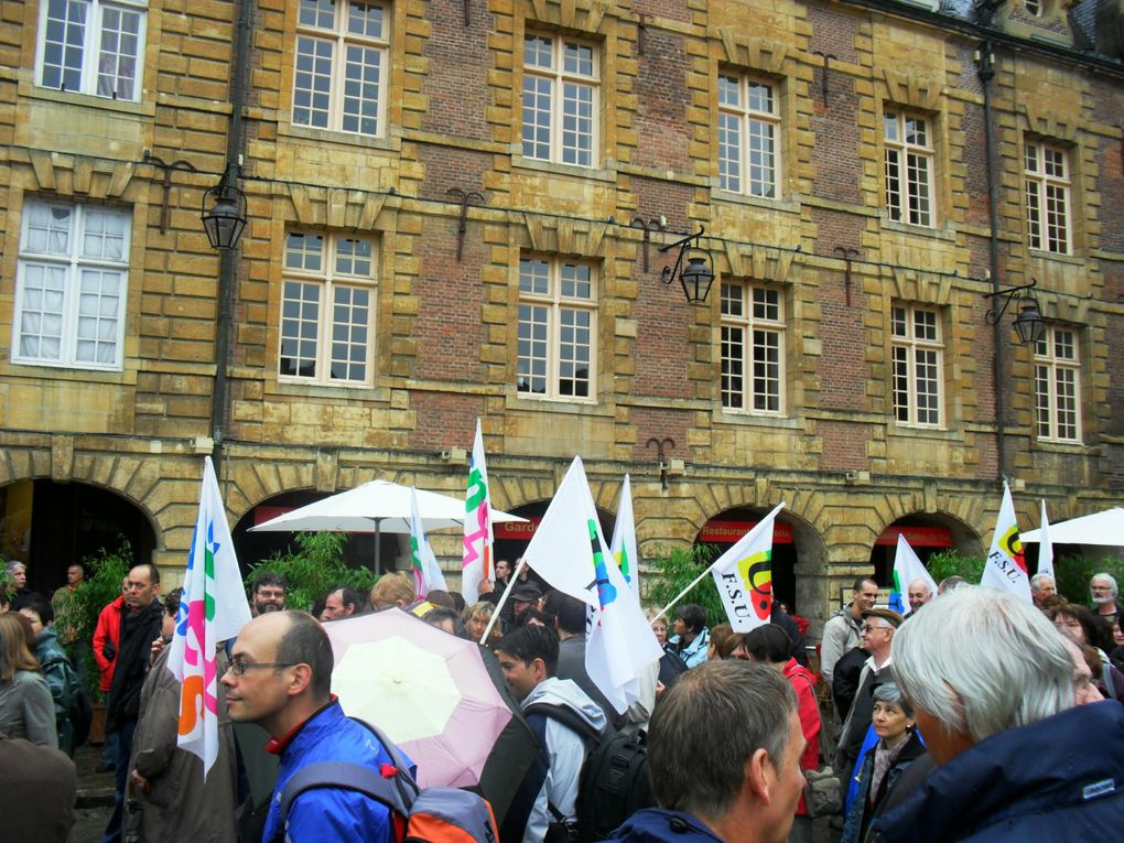 Album - 05.Manifestation du 07 septembre 2010