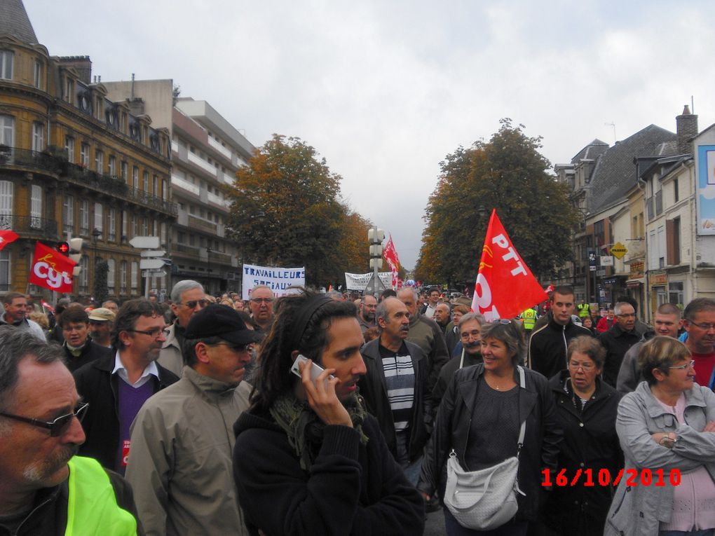 Album - 09.Manifestation16 octobre 2010