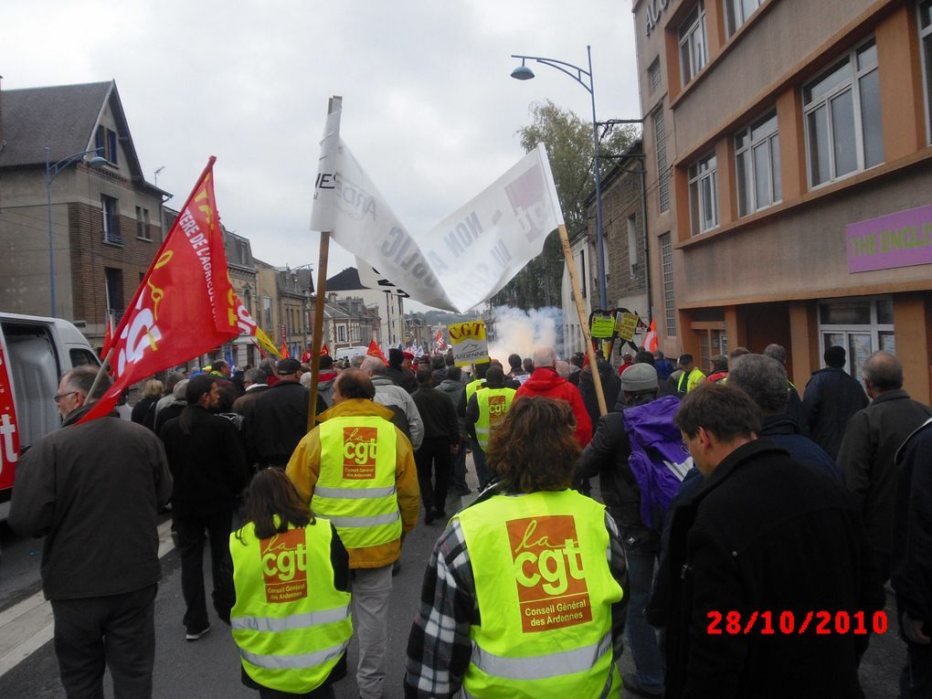 Album - 11.Manifestation 28 octobre 2010