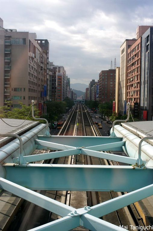 Mon voyage a Taiwan de 2 a 5 Decembre.