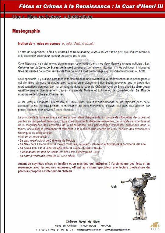 Album - CHATEAU-DE-BLOIS ET MAISON DE LA MAGIE