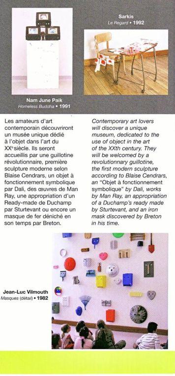 Album - MUSEE-DE-L-OBJET
