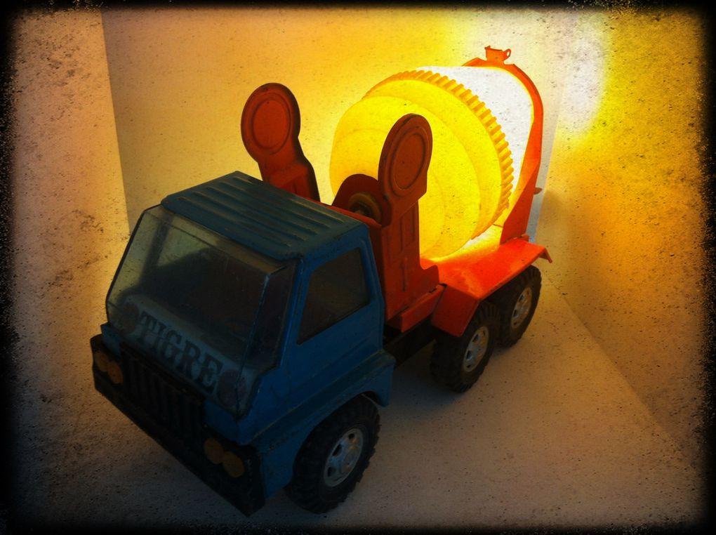 Album - Lampes-objets-detournes