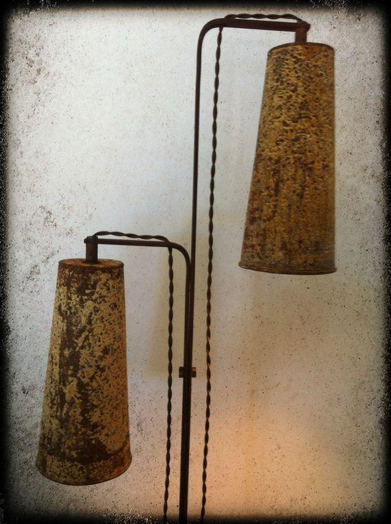 Album - lampes à poser