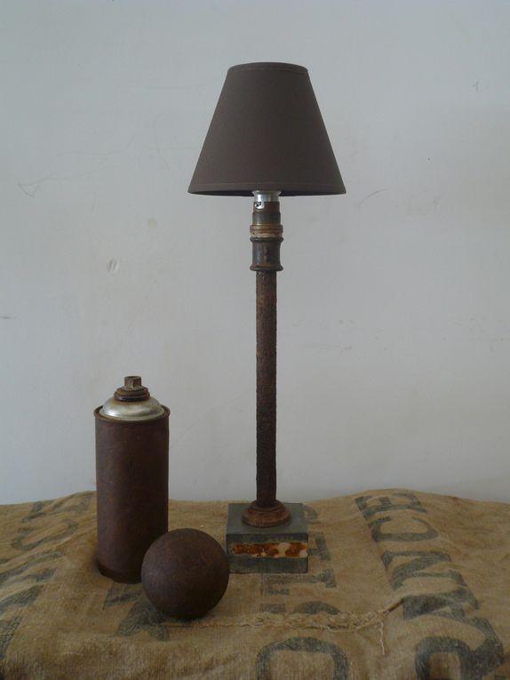 Album - lampes avec abat-jour