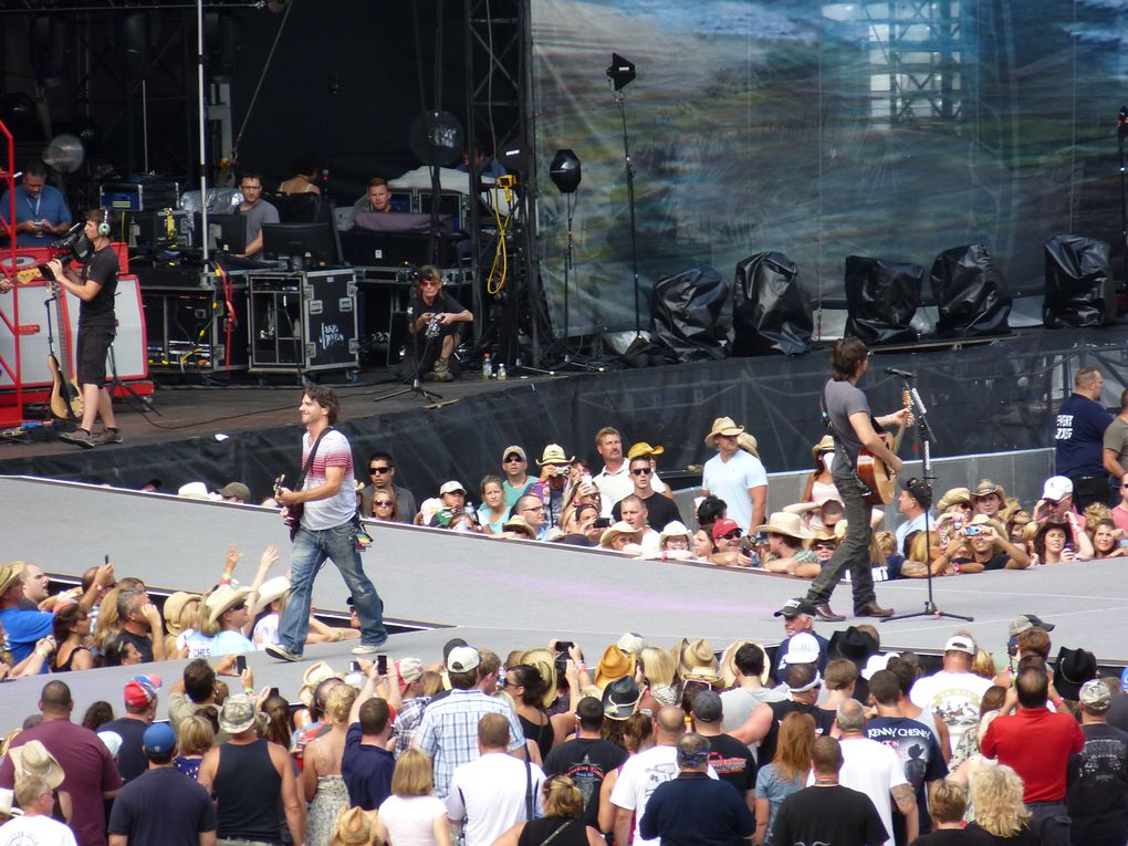 CONCERT Tim Mc Graw et Kenny Chesney a new York
