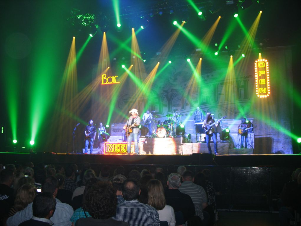 CONCERT TOBY KEITH a Londres