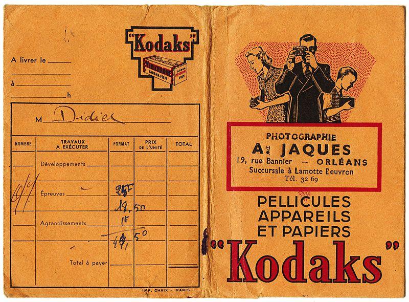 Pochettte des années 1907 à 1980/90Collection Ph.Pons