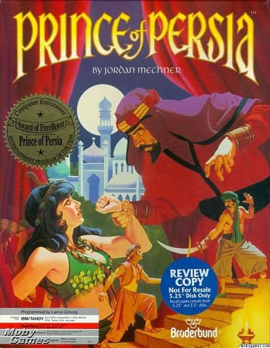 Album - Prince of Persia 1989