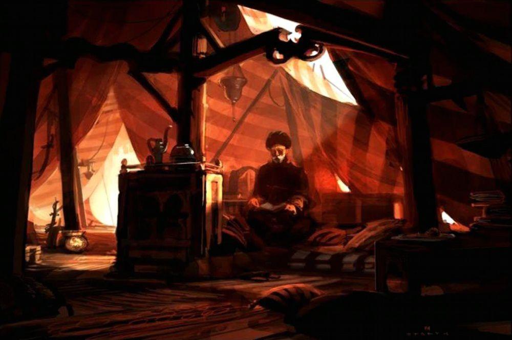 Album - Prince of Persia L'âme du Guerrier
