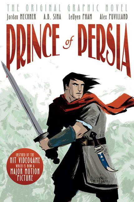 Album - Prince of Persia Bande Dessinée et Roman