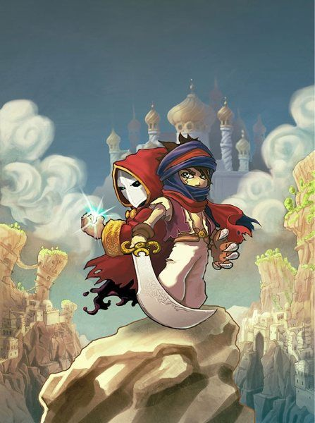 Album - Prince of Persia The Fallen King