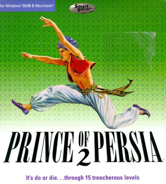 Album - Prince of Persia The Shadow and The Flame