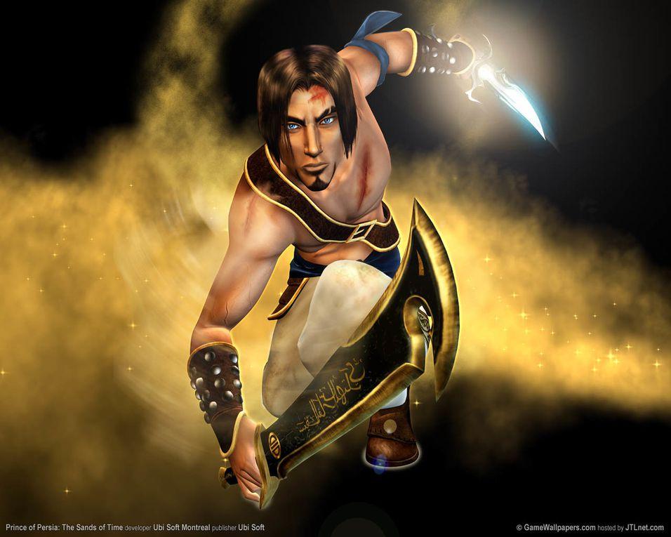 Album - Prince of Persia Les Sables du Temps