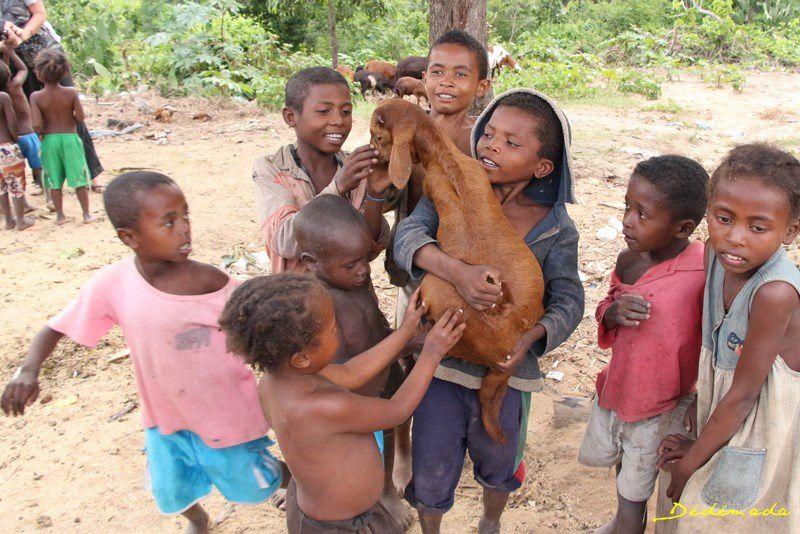 Retrouvailles chez Matombe à Ranohira et visite des mines de saphir à Ilakaka