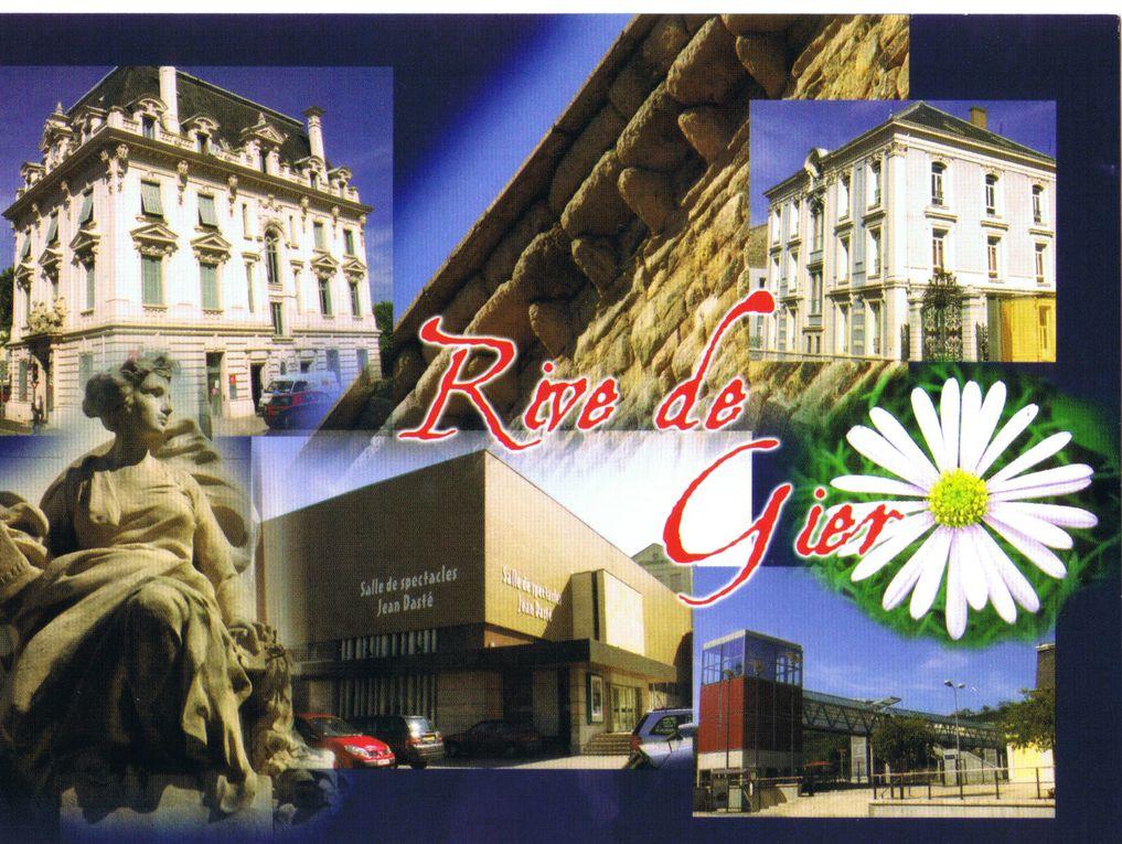 Album : CP de Rive-de-Gier