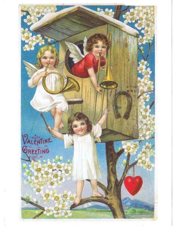 Toutes les cartes reçues via le postcrossing, Round Robin et tag