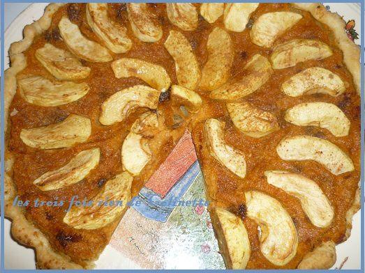 Album - tarte-amandes--abricots