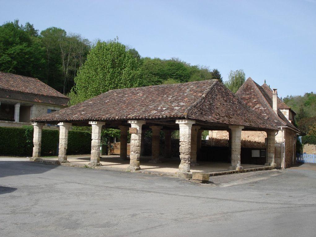 Album - Visite en photos de St Georges de Montclar