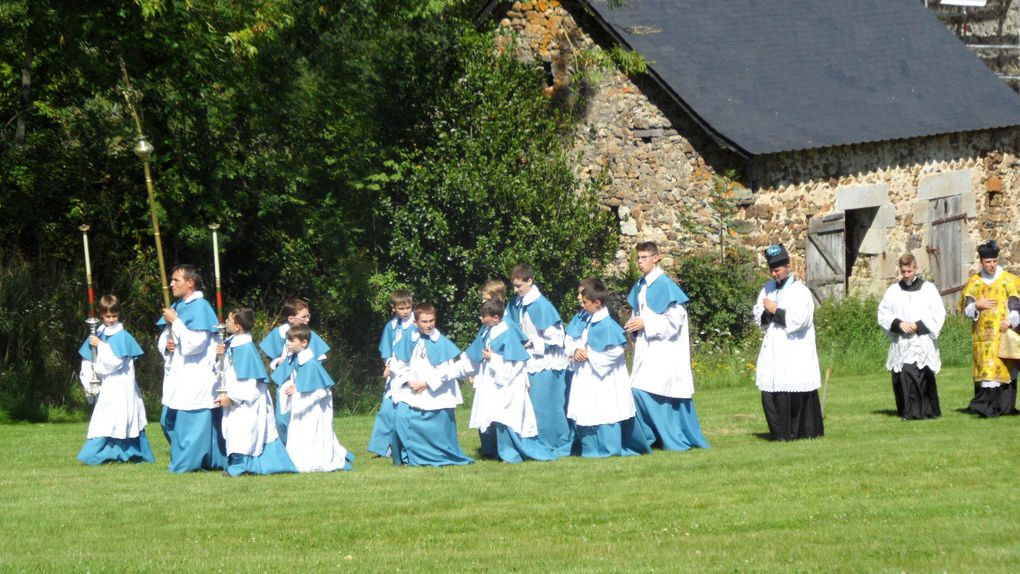 Album - 2011 08 15 -  Assomption -Procession