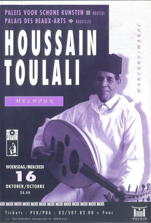 Album - El-Haj-el-Houssine-Toulali