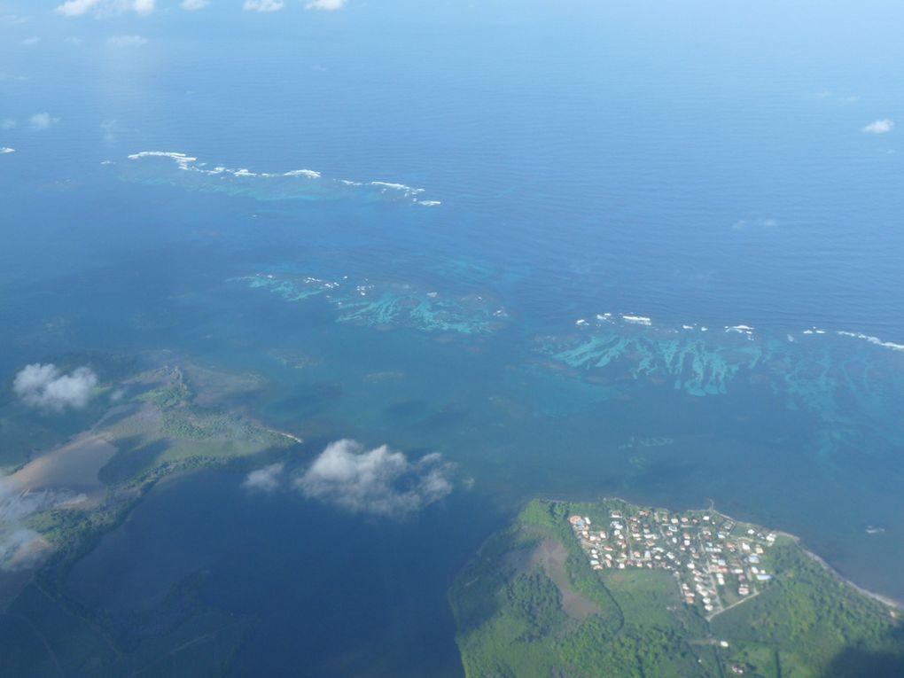Album - Martinique2011 - vue du ciel