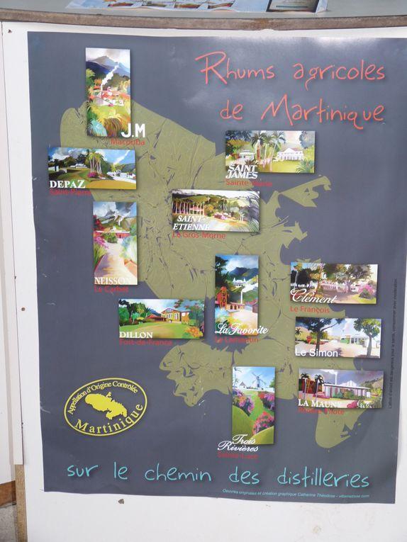 Album - Martinique 2011 - Rhumeries