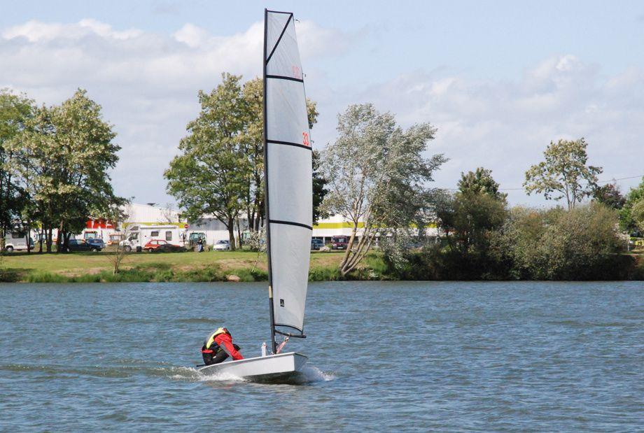 Essai des Benji 380 RRS et Benji 380 Ionic S à l'étang d'Arnage (72) grâce Sabrosa Compétition