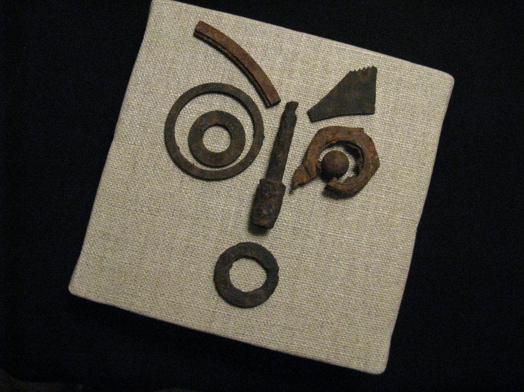 Album - Recyclage artistique