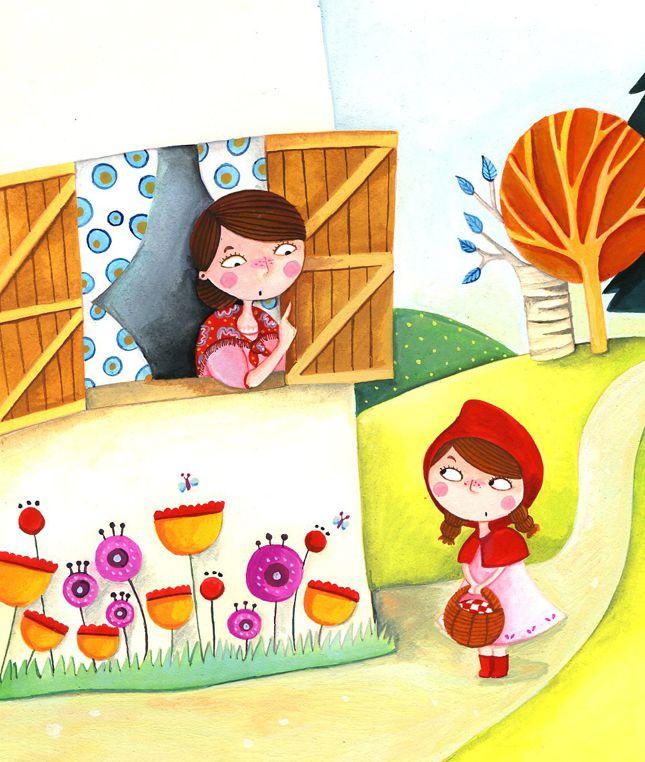 Une petite sélection de mes illustrations édités