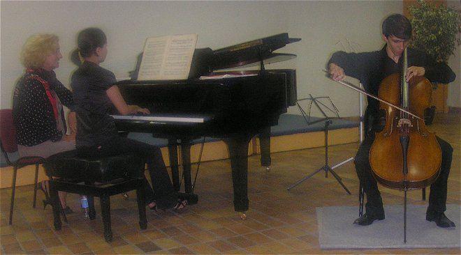 Album - Académie d'été 2008