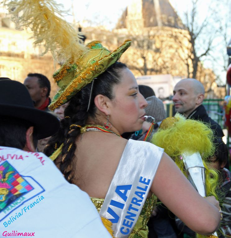 Album - Carnaval de Paris 2011