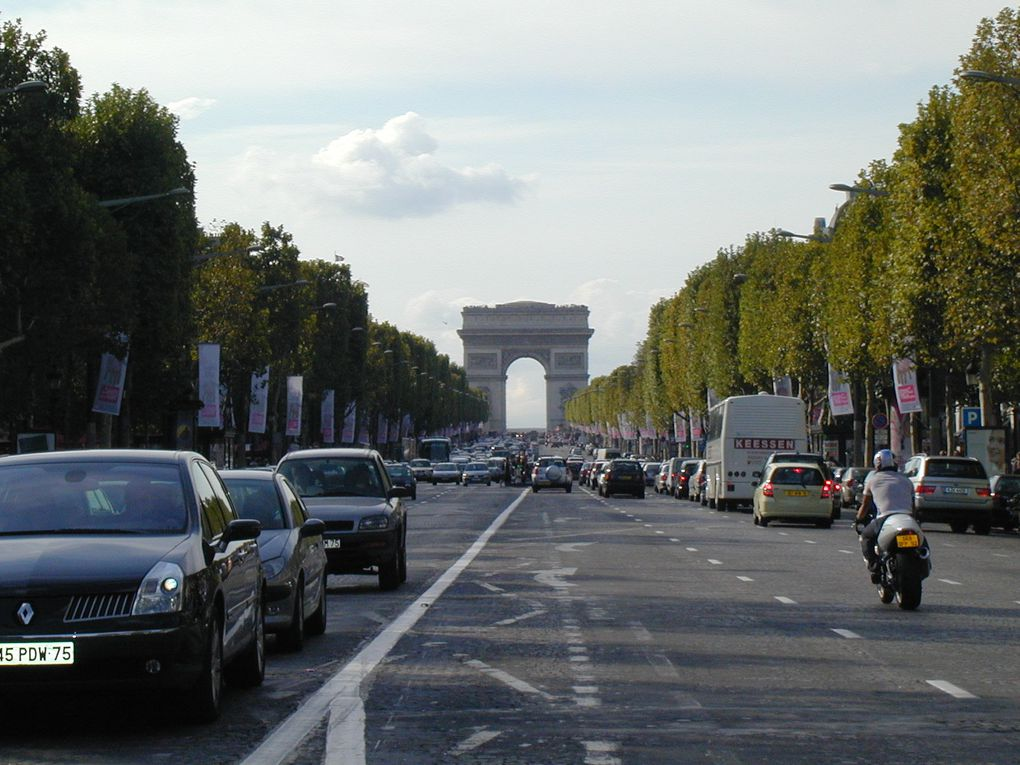 Photos de Paris.