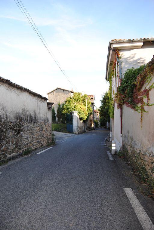 Album - Chemins, rues et ruelles