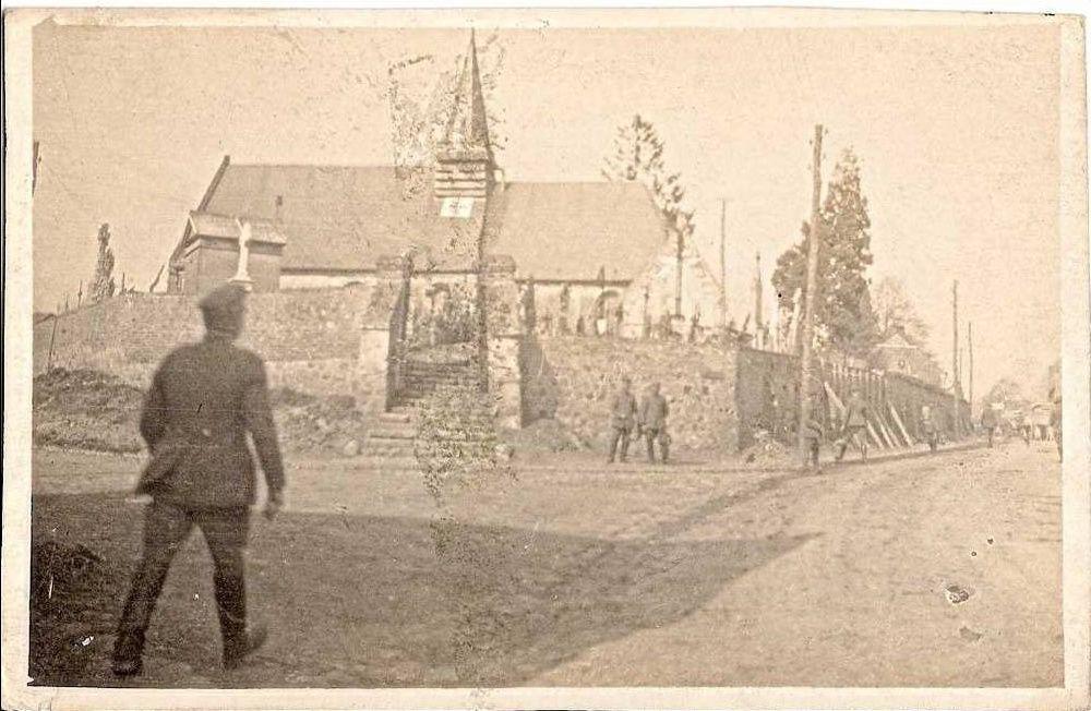 Cartes postales anciennes de Croix-Fonsomme