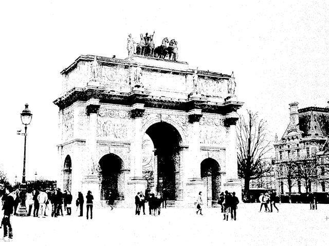 Album - Paris-noir-et-blanc