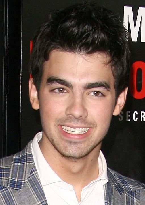 Joe Jonas at the Premiere of Edge Of Darkness, on Tuesday night at Grauman's Chinese Theatre in Hollywood.