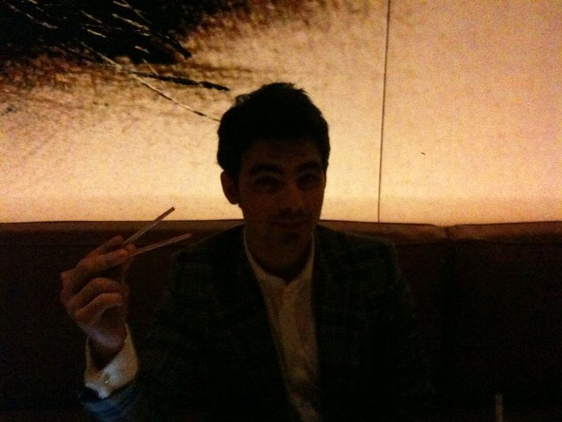 Joe, Nick, Christa,Jack, JT, Garbo and Ryan post often photos on Twitter :)