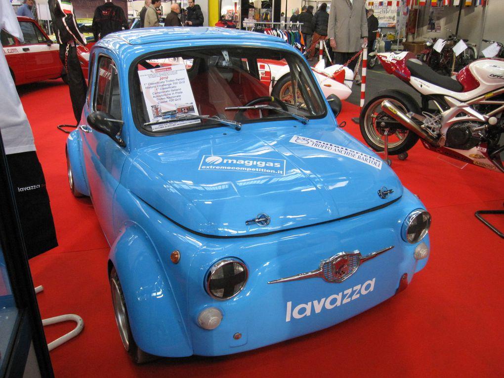 Automotoretro Torino 2011