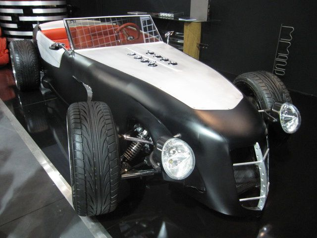 Supercars Grimaldi Forum Monaco 2010
