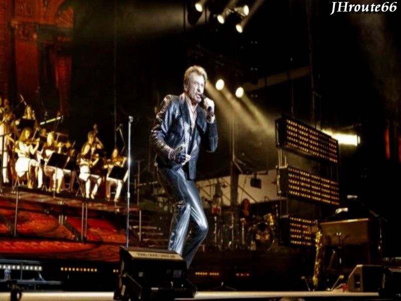 photo Johnny Hallyday par JHroute66