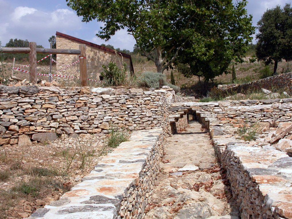 """A quelques kilomètres de Nîmes, le le clos de Gaillard, aussi appelé """"forêt communale de Nîmes"""" est un reboisement aux espèces variées. Ses grands espaces sont appréciés des randonneurs, à pied ou à VTT."""