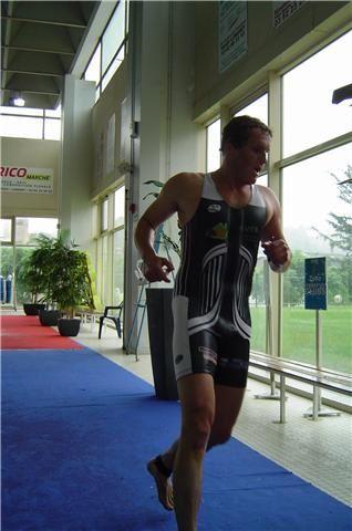 triathlon de longwy 2010: famille Nicolas, Gauthier, Damien et Rémi