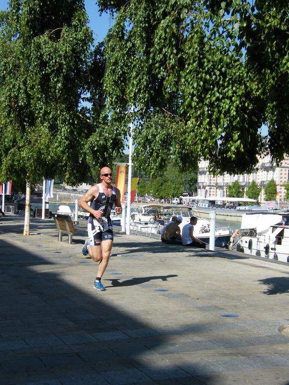 photos du triathlon de verdun 2010