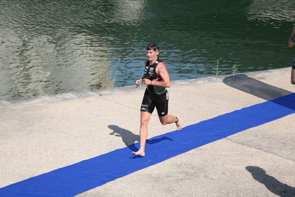 photo triathlon de verdun 2010