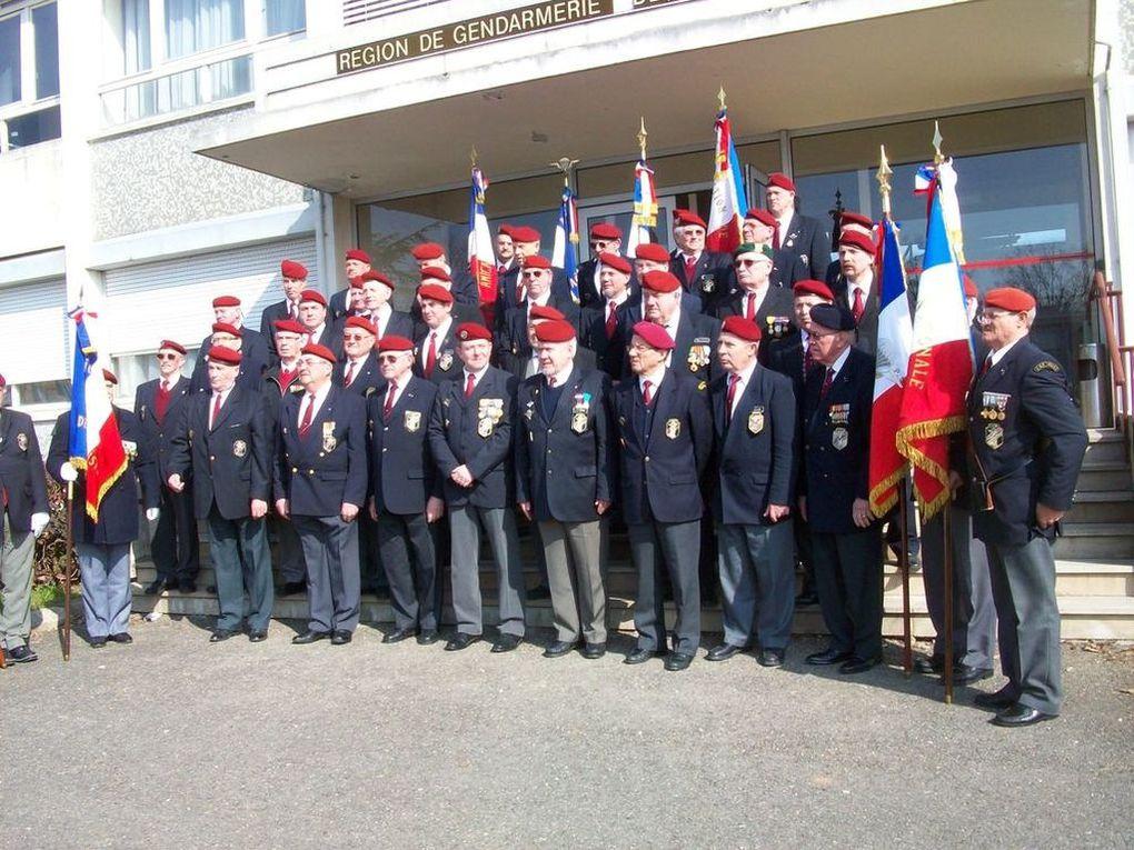 La réunion Bourgogne/Franche-Comté à Dijon.