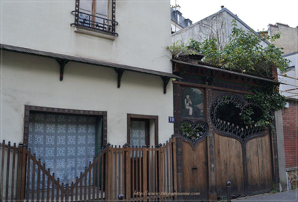 Jolies balades dans Paris 14e